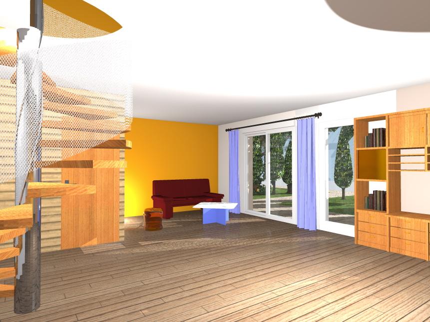 appartement-duplex-jardin