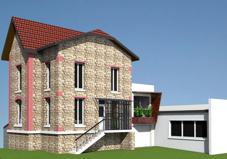 Extensions de maisons anciennes